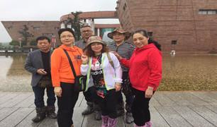 蚌埠客人在龙虎山三清山双高之旅