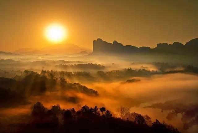 今天起,龙虎山门票大放价!冬季美景约起来!