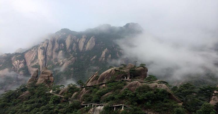 仙境三清山