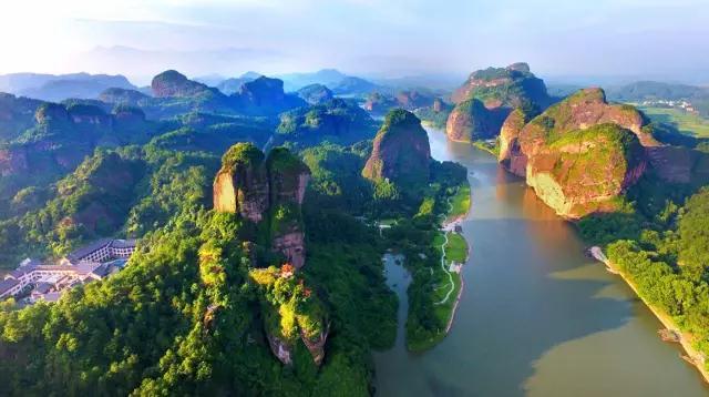世界自然遗产龙虎山两日游